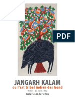 Catalogue Expo Art tribal Gond - Galerie Anders Hus