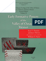 Kent v. Flannery and Joyce Marcus - Early Formative Pottery of the Valley of Oaxaca (1994, University of Michigan Press) - Libgen.lc