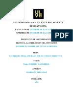 TESIS DISLEXIA CAPITULO 1 Y 2 POR PAOLA DELA