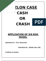 Case analysis - suzlon