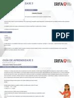 Octavo Semestre Informatica Ficha 3