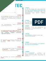 Breve historia de México Línea del tiempo moderno con textura Infografía.pdf