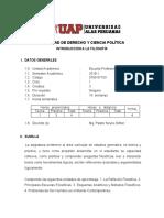 I CICLO SÍLABO INTRODUCCIÓN A LA FILOSOFÍA.doc