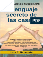 Lola C. Belmonte - Constelaciones Inmobiliarias  El lenguaje  secreto de las casas