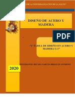 TRABAJO DISEÑO DE ACERO Y MADER.docx