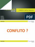 Apresentação Negociação de Conflitos - Pronto