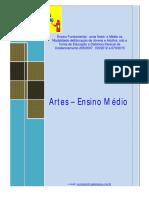 Apostila Artes Ensino Médio 2016.pdf
