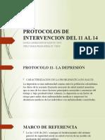 PROTOCOLOS DE INTERVENCION DEL 11 AL 14