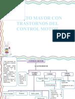 ADULTO MAYOR CON TRASTORNOS DEL CONTROL MOTOR