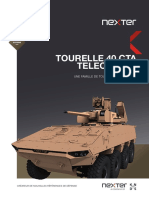 TOURELLE 40 CTA TELEOPEREE
