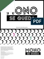 Manual de Identidad Mono