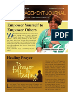 Encouragement Journal