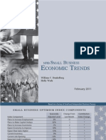 Small Business Economic Trends Feb 2010