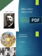 Max Weber. Un Análisis Conceptual de su Obra