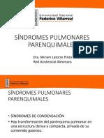 Síndrome Paranquimales (1)