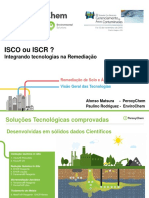 Peroxychem - ISCO ou ISCR