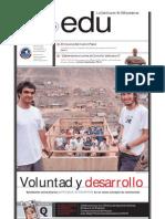 Manos a la obra, PuntoEdu. 11/04/2005