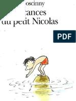 Les vacances du petit Nicolas.pdf