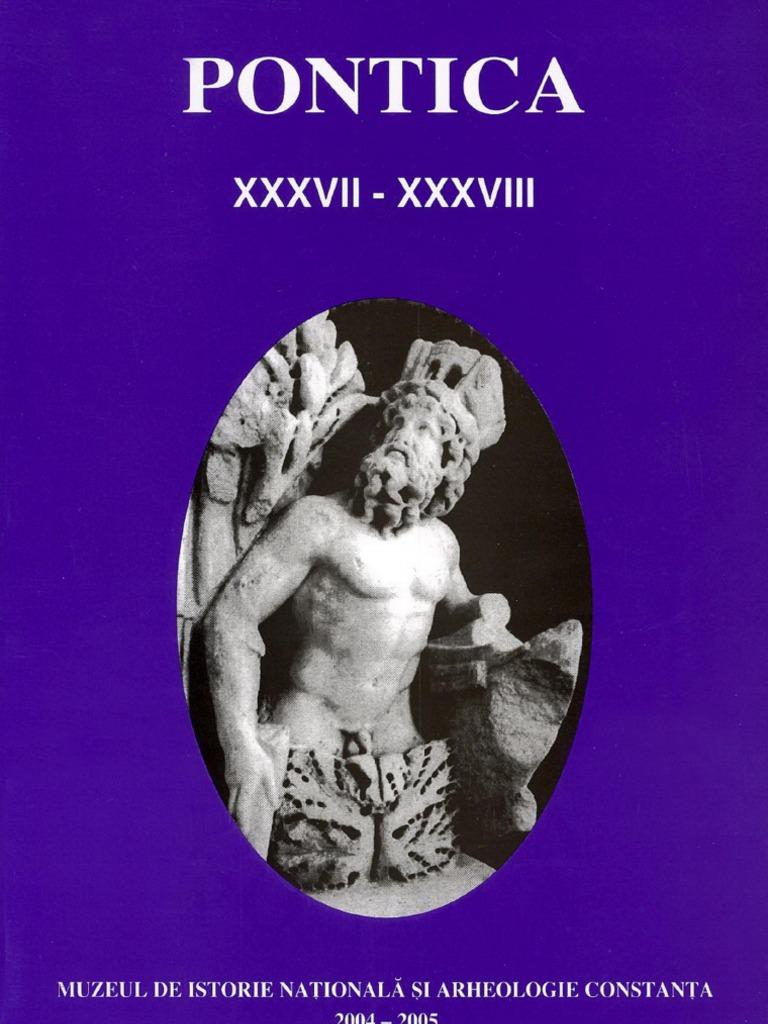 pontica 37 38 2004 2005
