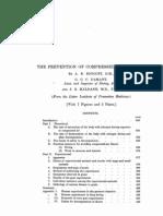 Haldane the Prevention of Air Compressed Illness
