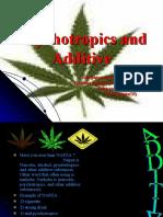 Additive and Psychotropics