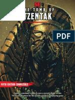 The Tomb of Tzentak v1.2