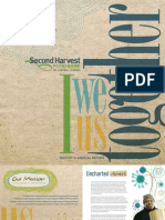 2009-2010 Annual Report - Second Harvest Food Bank of Central Florida
