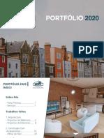 Portfólio - REA Projectos (Jul.2020)