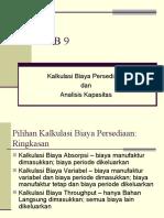 PPT Akbi Horngren Bab09