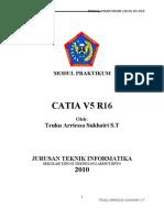 CATIA FOR DESIGNERS V5 R16