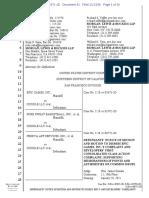 20-11-13 Google Motion to Dismiss Epic Games' Complaint