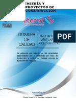 1.0 Dossier de Calidad - Ampliacion de Vestuarios - Contratistas..docx