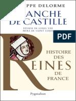 06 Blanche de Castille - Les Reines de France