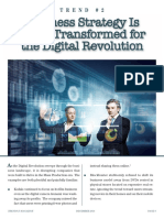 Business Strategy in Digital Transformation