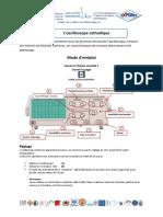 Mode d'Emploi Oscilloscope(1)