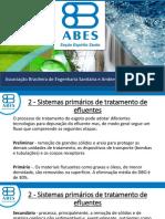 ABES - Sistemas de Tratamento de Efluentes