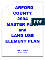 2004 Harford County Masterplan