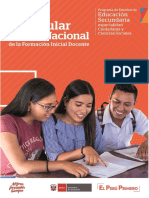 Diseño Curricular Básico Nacional 2020 - CCSS