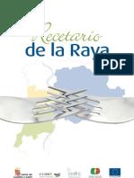 Recetario de Cocina de La Raya Zamorana