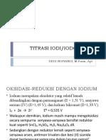 bahan kuliah iodiiodometri