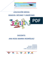 EDUCACIÓN MEDIA