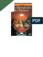 L'Oeil Noir - Les Hiéroglyphes de l'Horreur