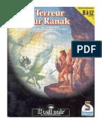 L'Oeil Noir - Terreur Sur Ranak