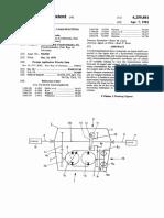 US4259881_Hydromechanical load-splitting drive