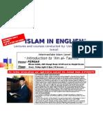 Tauhidislam in English2006