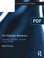 US-Pakistan Relations_ Pakistan's Strategic Choices in the 1990s