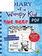 Diary Of A Wimpy Kid - The Deep End (Book 15) by Jeff Kinney