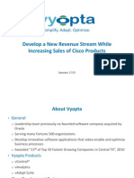 An Overview of Vyopta