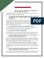 PROGRAMAS DEL MINISTERIO DE SALUD