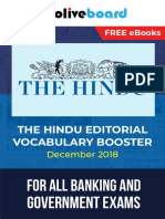 1The Hindu Editorial Vocabulary